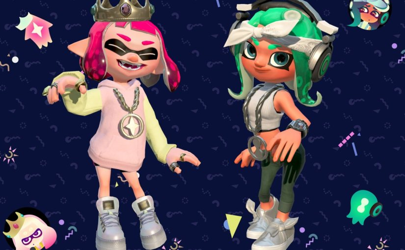 Off The Hook Splatoon 2 Amiibo Release Date and Features Revealed!
