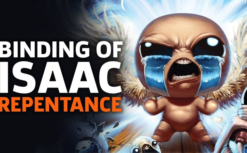 The Binding of Isaac: Repentance had been announced –surprise!