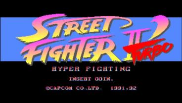 Let S Kick This Battle Into Hyper Speed Street Fighter Ii Turbo