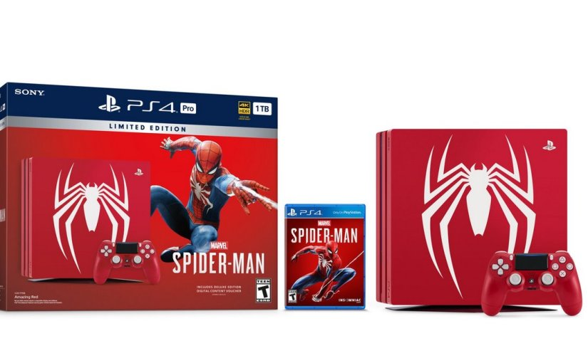 A New Spider-Man Limited Edition PS4 Bundle WasRevealed!
