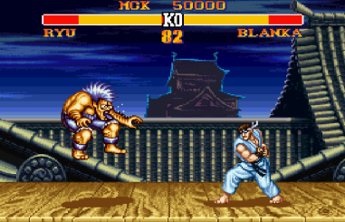 street fighter 2 snes vs arcade