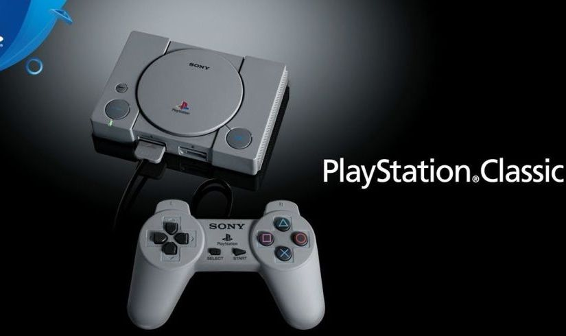 Sony reveals full game list for the PlaystationClassic