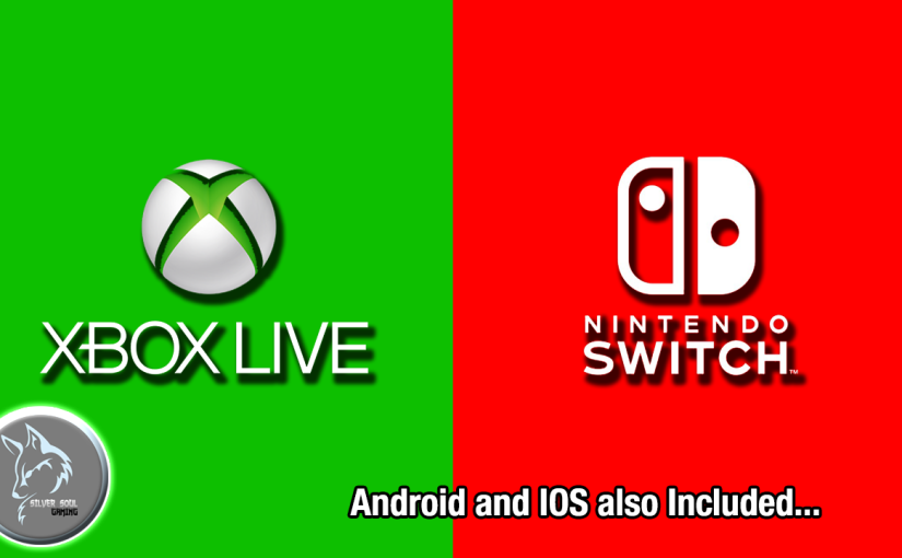 Microsoft Might Bring Xbox Live Over To Nintendo Switch, IOS, & AndroidDevices!