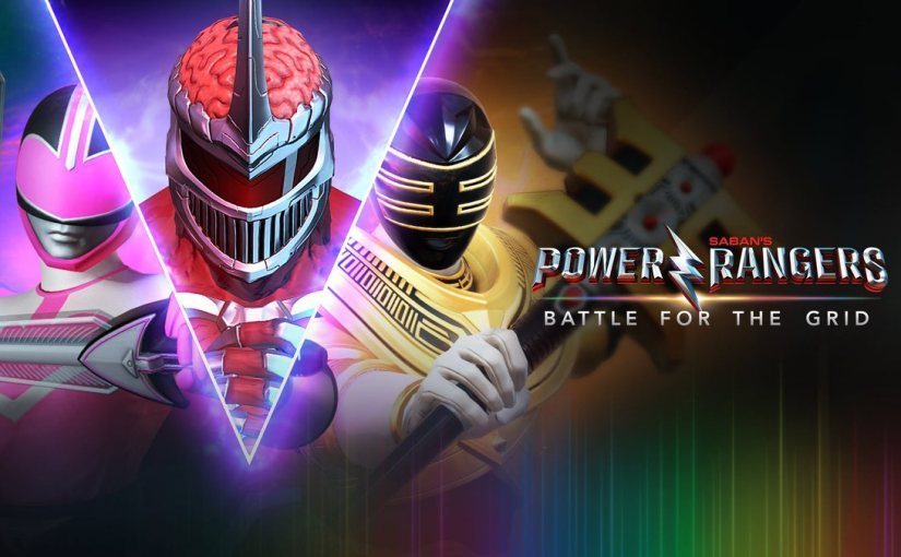 Power Rangers: Battle For The Grid gets a long-awaited update and DLC