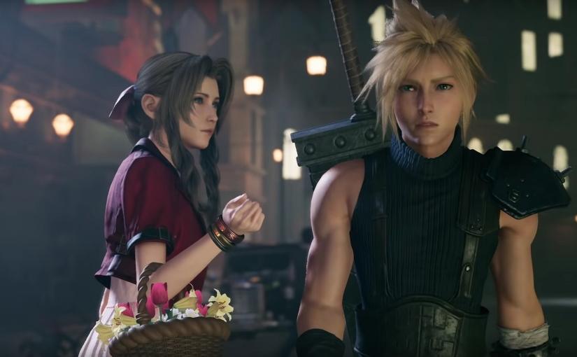 Final Fantasy VII Remake Release Date FinallyAnnounced