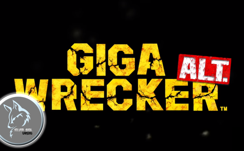 Game Freak's GIGA WRECKER ALT. Announced For PlayStation 4, Xbox One, and Nintendo Switch Systems!