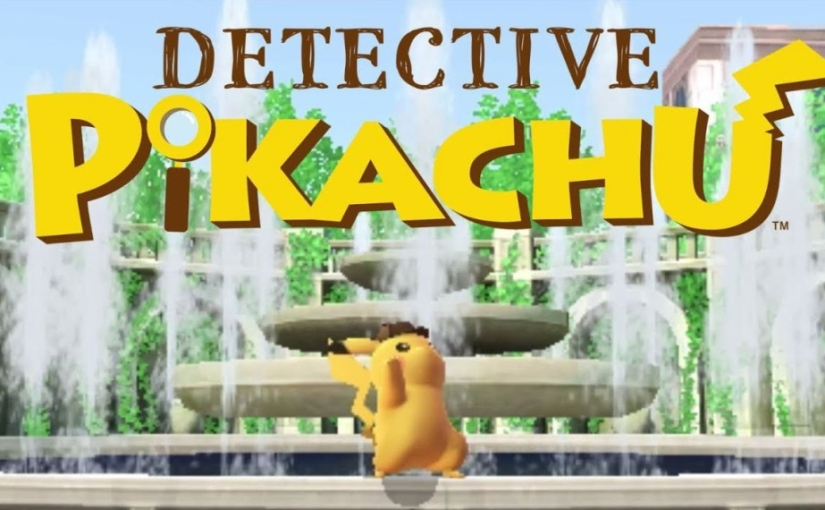 Detective Pikachu Recieves an Amiibo and Western Release Finally!