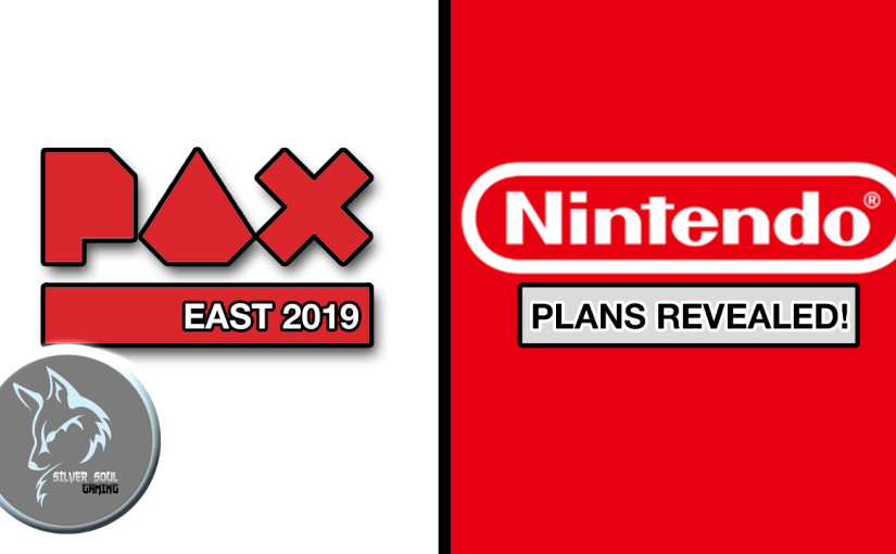 Nintendo's PAX East 2019 Games, Activities, Events, & Tournament Details Revealed!