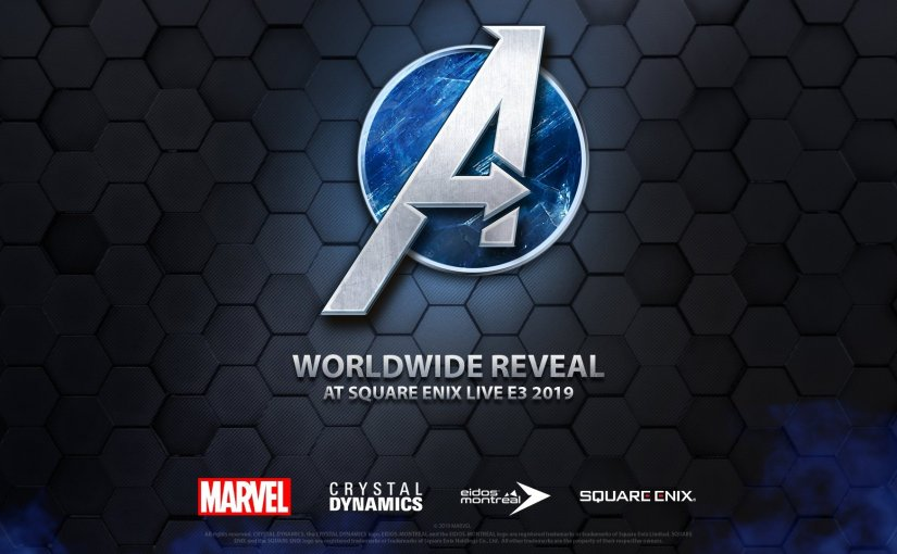 """Square Enix """"Marvel's Avengers"""" supposedly will have CO-OP and charactercustomization."""