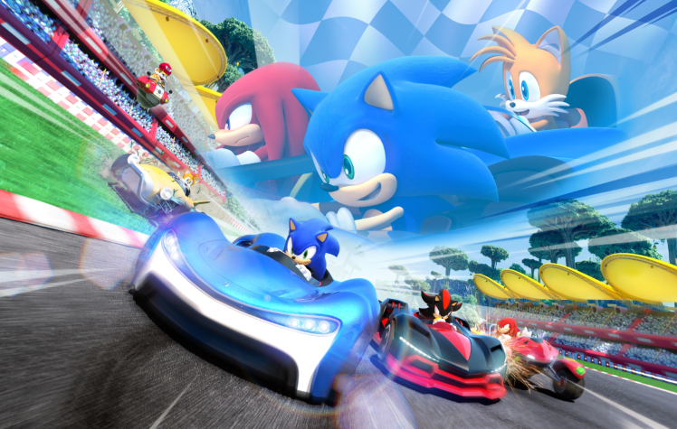 Team Sonic Racing Is Coming To The Nintendo Switch, Xbox One, PS4, and PC Later ThisYear!