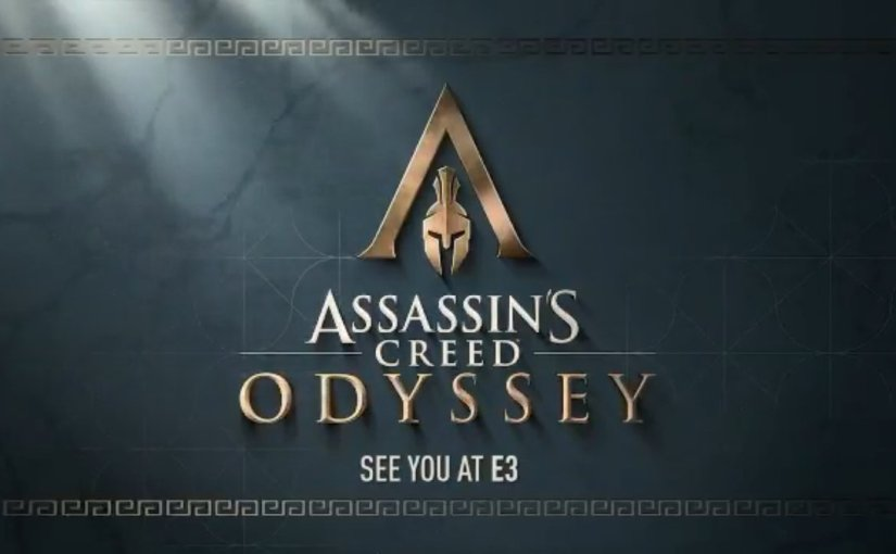 Ubisoft Reveals Assassin's Creed Odyssey & Promises More Info At E3!