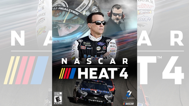 Review of NASCAR Heat 4 — I want you to build me a car