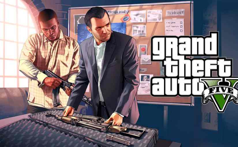 Grand Theft Auto V has Finally Taken its Place as Best-Selling Game in USHistory
