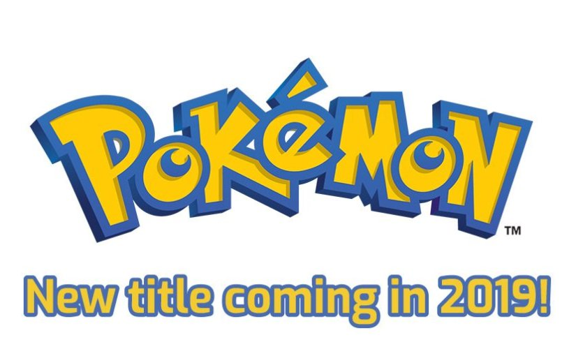The Nintendo Switch's Core Pokemon Game Will Release In2019!