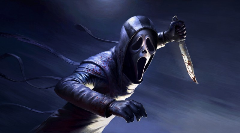 Dead By Daylight: GhostFace and Nintendo Switch port release date.