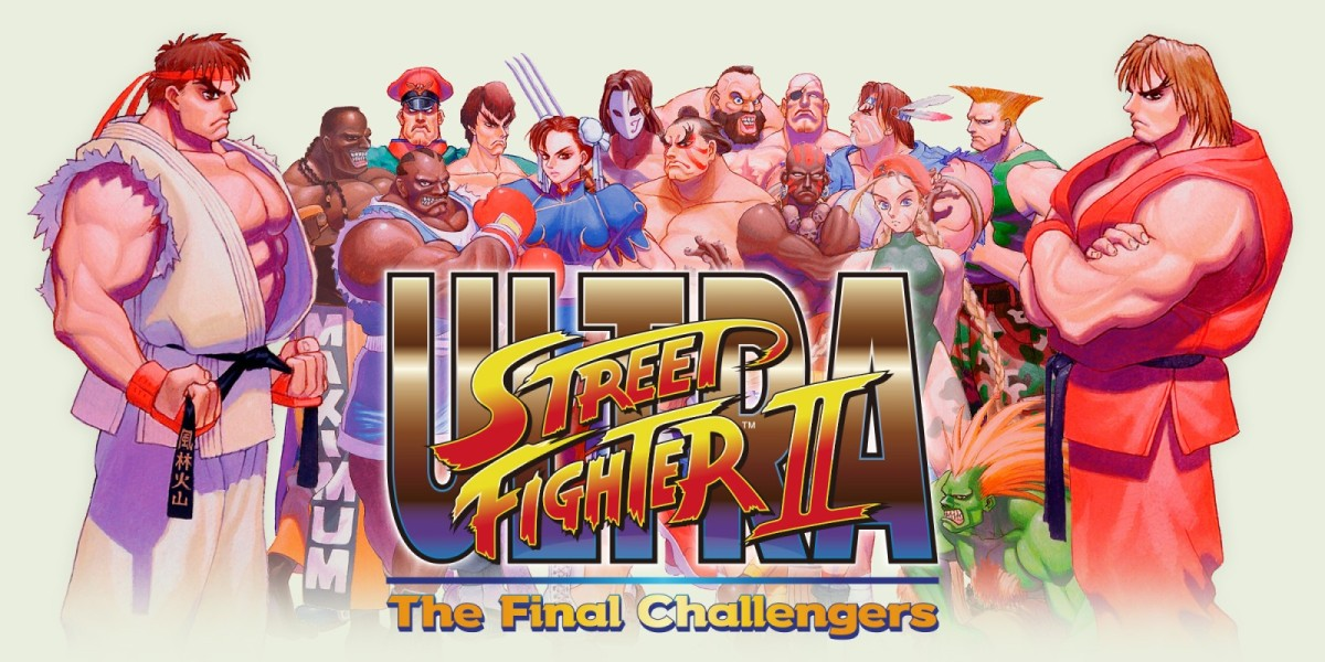 Fight Your Friends At Home And On The Go Ultra Street Fighter 2