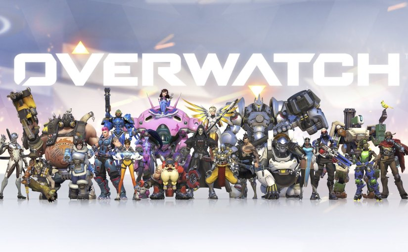 A new hero arrives toOverwatch