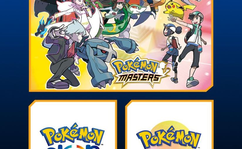 The Pokémon Company reveals new apps, services, and devices!