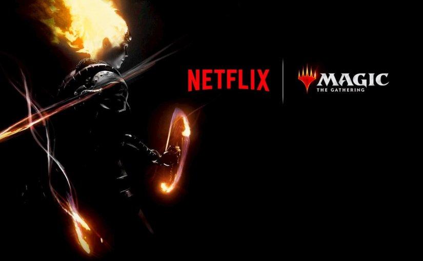 Endgame Directors to Launch New MTG Series onNetflix