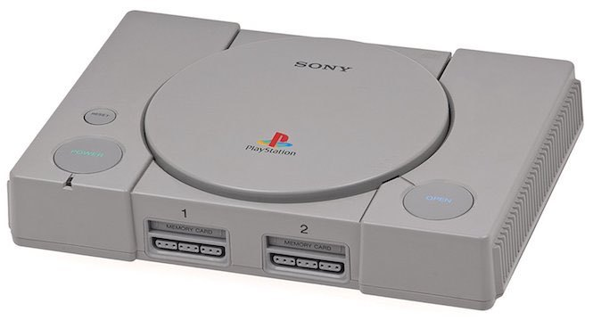PlayStation is aClassic