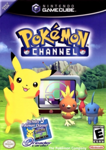 Review of Pokémon Channel — Lights, camera, Thunderbolt