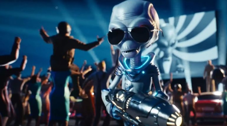 Destroy All Humans! Again With Remake of Original Announced