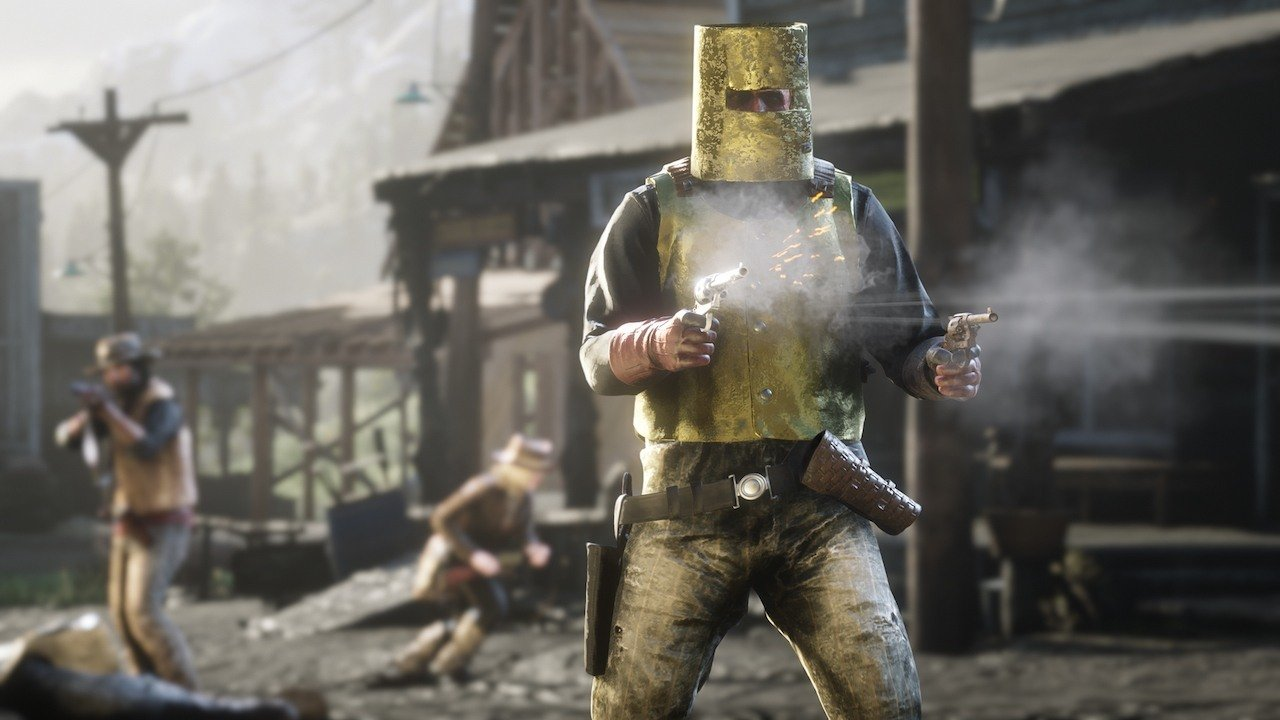 Red Dead Fool's Gold