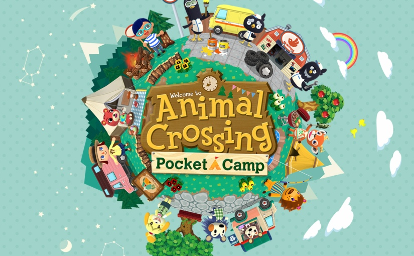 Nintendo's New Mobile Game Animal Crossing: Pocket Camp Announced for LateNovember