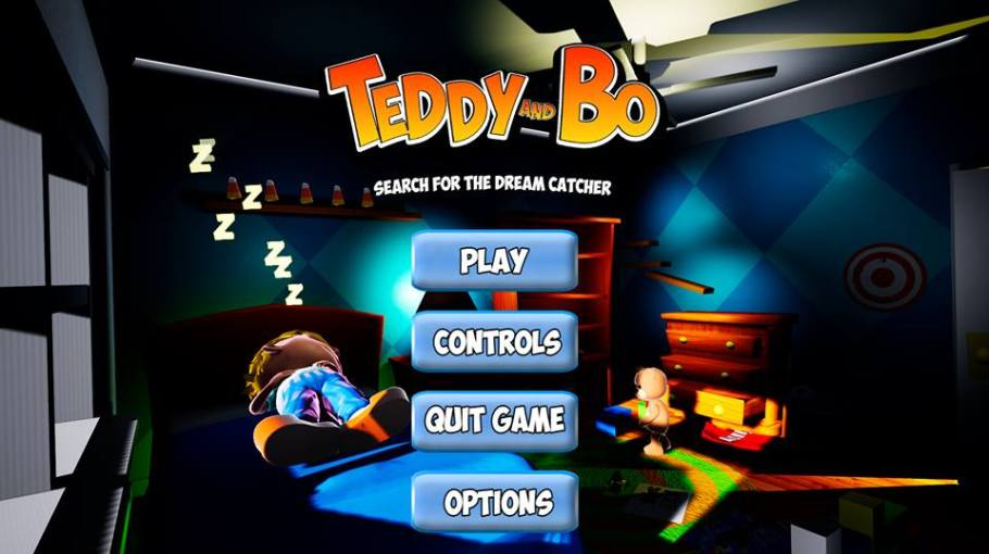 Teddy and Bo: Search for the Dream Catcher, the exciting