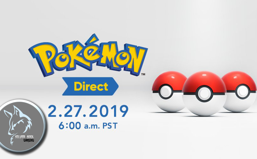 A New Pokemon Direct's Happening Tomorrow!
