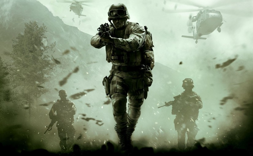 New Call of Duty Rumored to be Titled Call of Duty: ModernWarfare