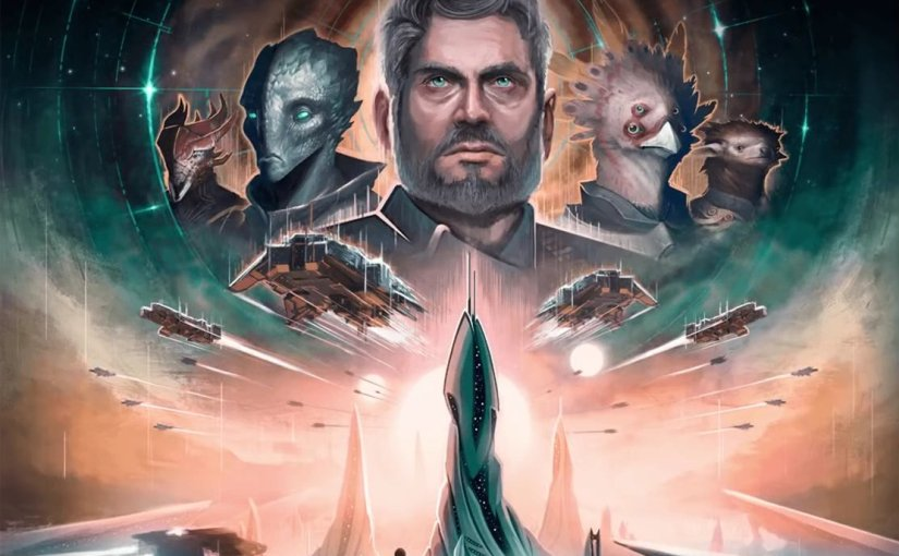 Stellaris: Console Edition to come out in Q12019