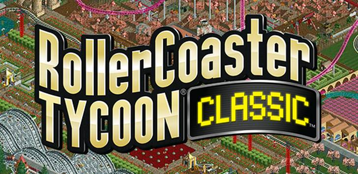 Relive Your Childhood- Roller Coaster Tycoon ClassicReview