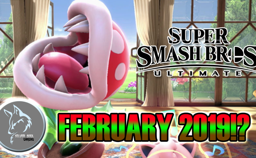 Piranha Plant May Join The Smash Bros. Ultimate Roster In February, Says Nintendo!