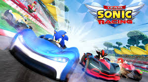 Review of Team Sonic Racing — What's gonna work?Teamwork!