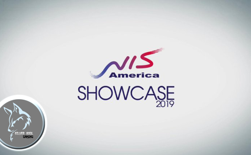 A NIS America 2019 Showcase Event's Taking Place On March11th!