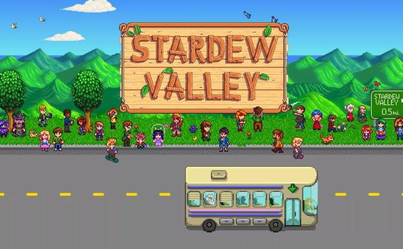 Stardew Valley on Nintendo Switch: multiplayer is now inQA