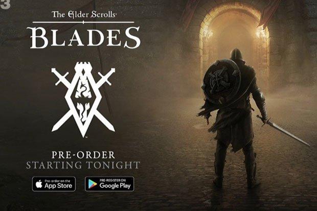 elder-scrolls-blades logo