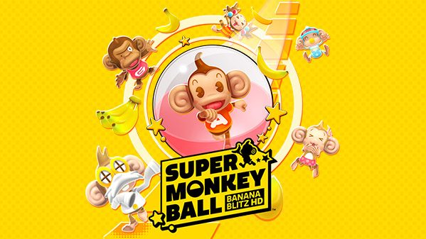Talk about monkey business — Sega announces Super Monkey Ball: Banana Blitz HD