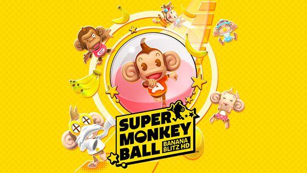 Talk about monkey business — Sega announces Super Monkey Ball: Banana BlitzHD
