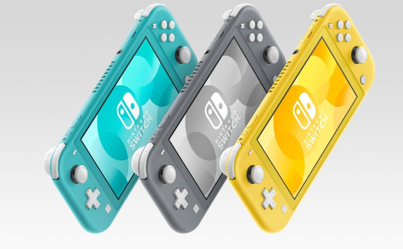 Nintendo Announces the Nintendo Switch Lite Coming This Fall