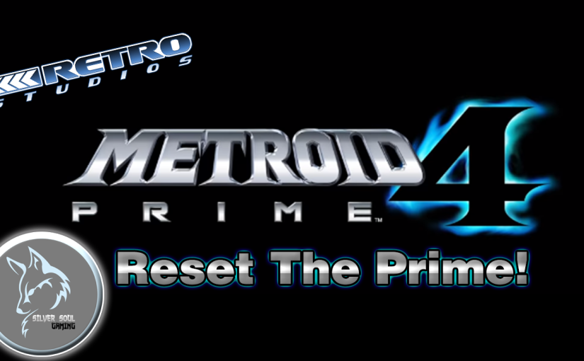 Metroid Prime 4's Initial Development's Been Scrapped; Retro Studios's Back In Business!