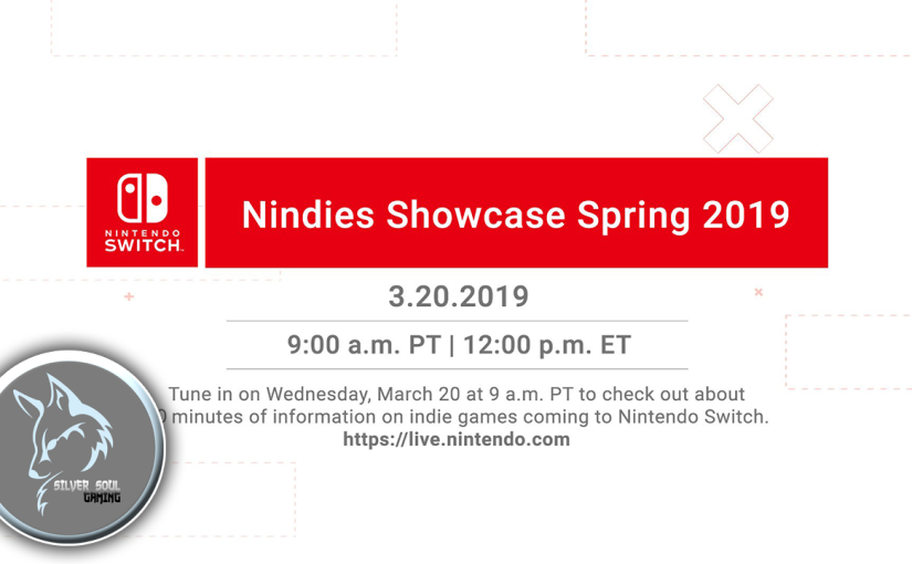 A New Nintendo Nindies Showcase Presentation Is Happening This Wednesday!