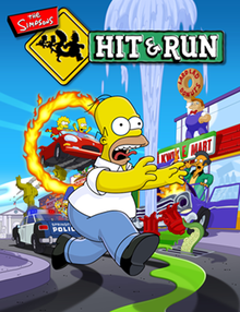 Review of The Simpsons: Hit & Run – Springfield discovers Grand Theft Auto