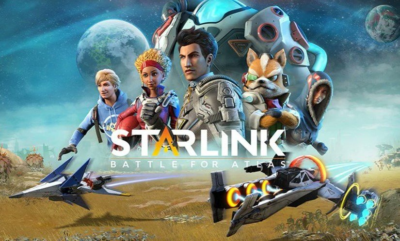 Starlink For Nintendo Switch Will Include Fox McCloud As A PlayableCharacter!