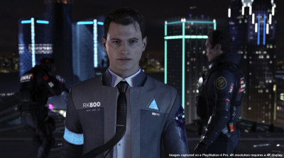 Developer Quantic Dream goes Multi-platform