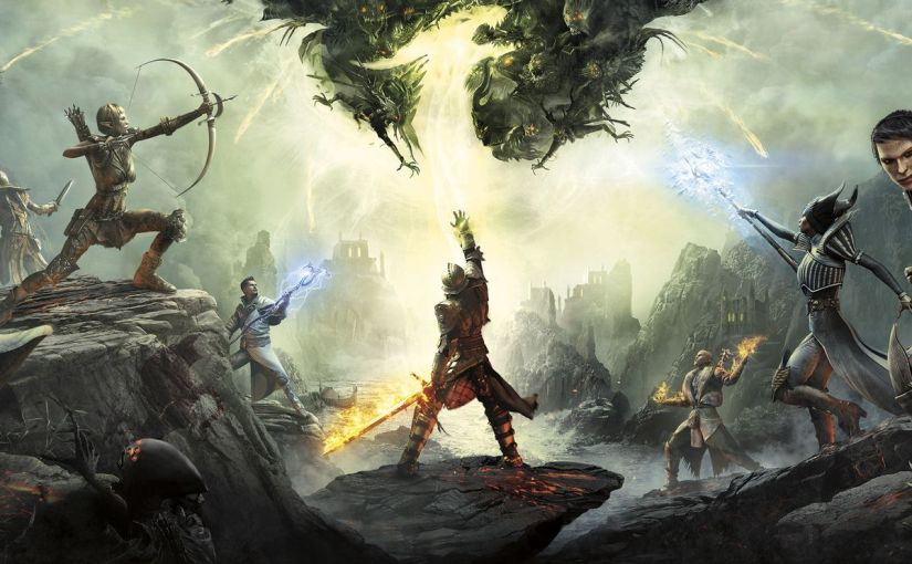 Dragon Age 4 Producer Leaves BioWare