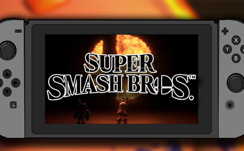5 Characters I Want In Super Smash Bros.Switch!