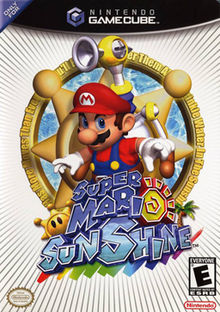 Review of Super Mario Sunshine – Water you waiting for?