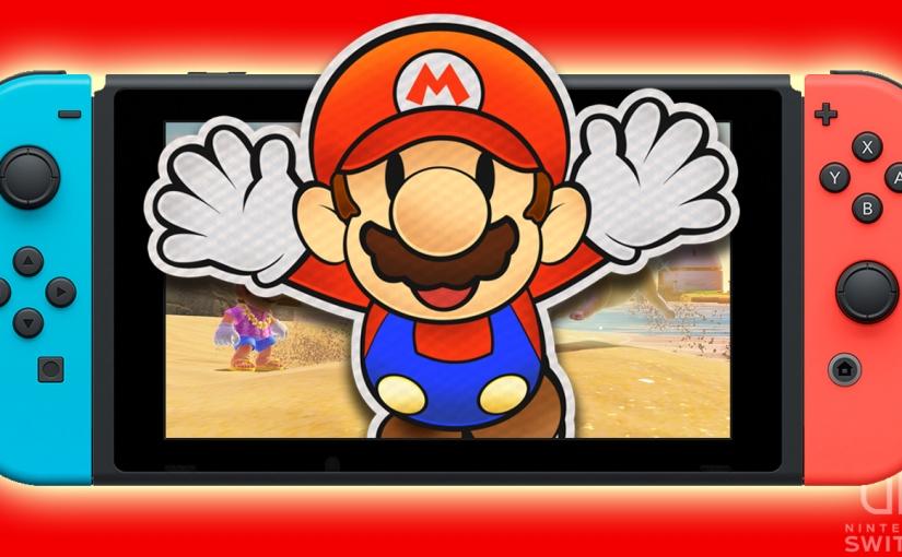 4 Mario Sequels The Nintendo SwitchNEEDS!